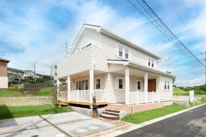 鎌取モデルハウス
